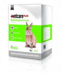 Supreme VetcarePlus Rabbit Weight M.Health Form.1000g